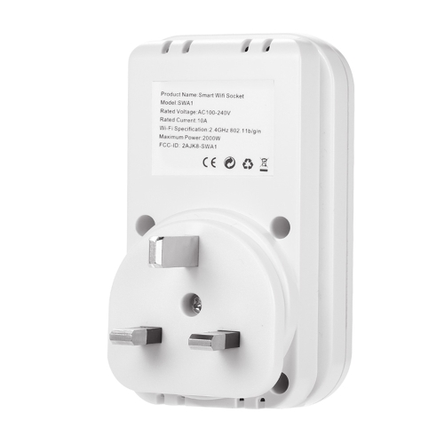 Home Automation Wifi Smart Steckdose
