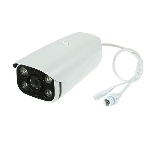 HD 720P 6mmレンズ2ウェイオーディオIPカメラ