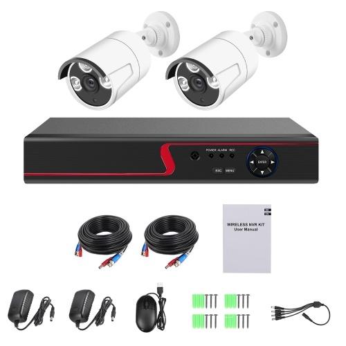 Sistema de câmera de segurança doméstica