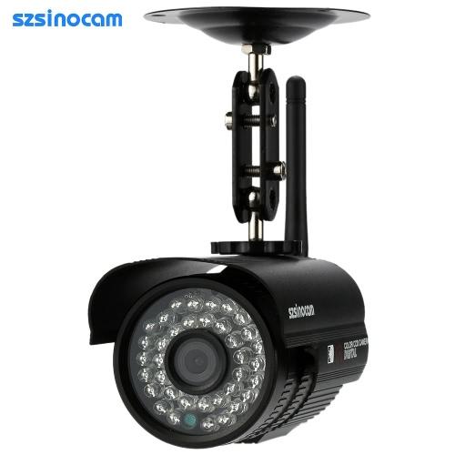 Szsinocam HD 2.0MP Megapixel 1080p Wireless Wifi Kamera CCTV Sicherheit P2P Netzwerk IP-Cloud Indoor Outdoor Bullet Überwachungskamera unterstützen Onvif wetterfeste IR-CUT Nacht Ansicht Motion Detection E-Mail Alarm Android/iOS APP Free CMS