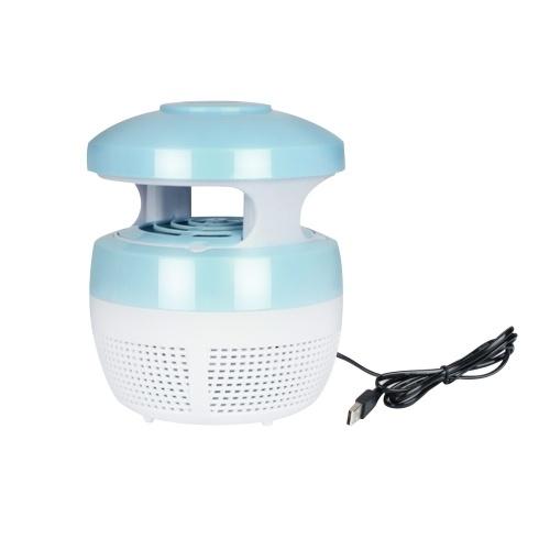 USB光触媒モスキートキラーランプ昆虫トラップライト