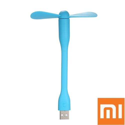 Xiaomi USBミニファンミュート取り外し可能なフレキシブルファン