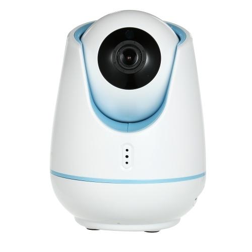Monitor esperto do bebê da câmera do IP da came sem fio da câmera de 1080P WIFI sem plugue de potência