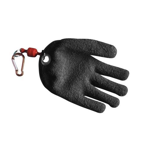 1 STÜCKE Anglerhandschuhe für die Übergabe von Fisch Sicherheit Anti-Anti-Rutsch-Anti-Schnitt-Handschuhe