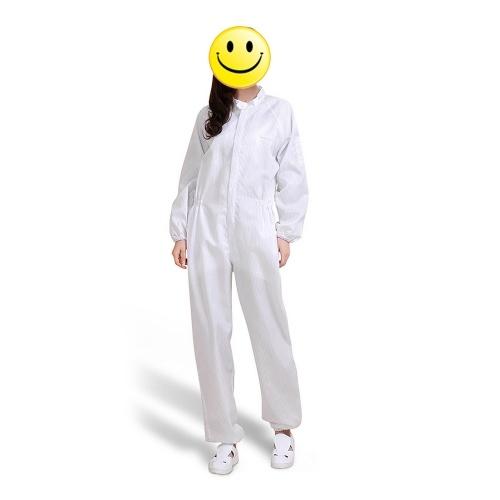 Антистатическая рабочая одежда Продовольственный магазин Спрей для покраски Медицинские работники Антистатический защитный костюм Защитный чехол для тела Пылезащитные костюмы