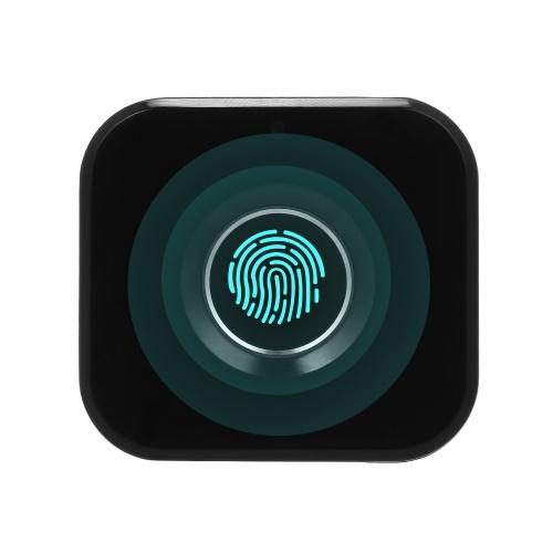 Smart Keyless Fingerprint Cabinet Lock (LEFT)