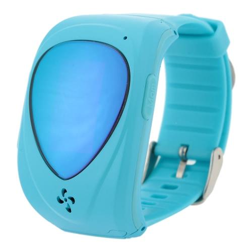 Smart Phone Watch Children Kid Wristwatch LBS GPRS GPS Locator Tracker  Anti Lost Smartwatch Child Guard for iOS Android