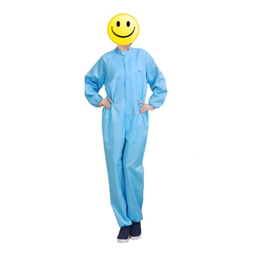 Trabalho antiestático roupas de alimentos loja de pulverização pintura médicos Trabalhadores terno de proteção anti-estática corpo segurança proteção à prova de poeira ternos