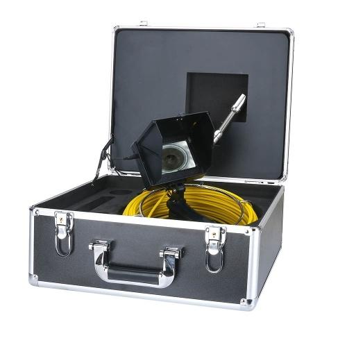 Câmera de vídeo industrial de inspeção de tubos