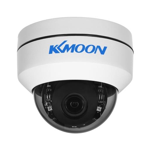 KKmoon 1080P 2 '' Dome AHD CVI TVI CVBS PTZ Camera 1 / 2.9 '' para Sony CCD Sensor 2.8 ~ Auto-focus 8 milímetros menu Varifocal Zoom OSD 2.1Mp Sistema NTSC Câmara CCTV 3 IR LEDS Segurança