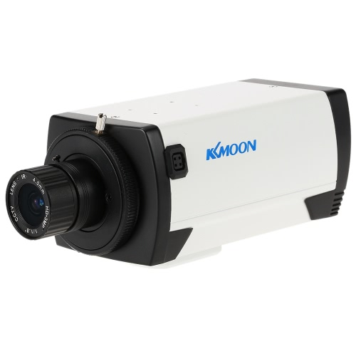 KKmoon  720P 1500TVL AHD Low Lux Starlight CCTV Camera Day Night Full Color for Security System NTSC System