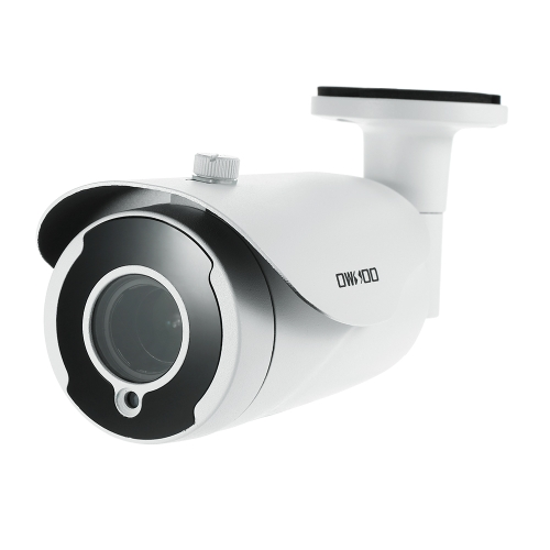 OWSOO 1080P AHD Gewehrkugel-wasserdichte CCTV-Kamera 2.0MP 3.6mm 1 / 2.9 '' CMOS 2.8-12mm Auto-fokus 18pcs Reihe IR LEDS Nachtsicht IR-CUT Innen-im Freienausgangssicherheit KAMERAD-System