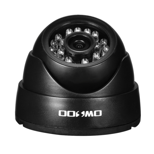 OWSOO  1080P AHD Dome CCTV Analog Camera 3.6mm Lens 1/3'' CMOS 2.0MP IR-CUT 24pcs IR LEDS Night Vision for Home Security NTSC System