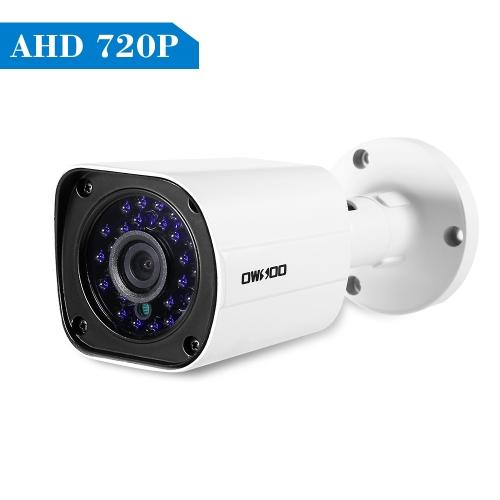 OWSOO 720P AHD Bala impermeável CCTV Camera