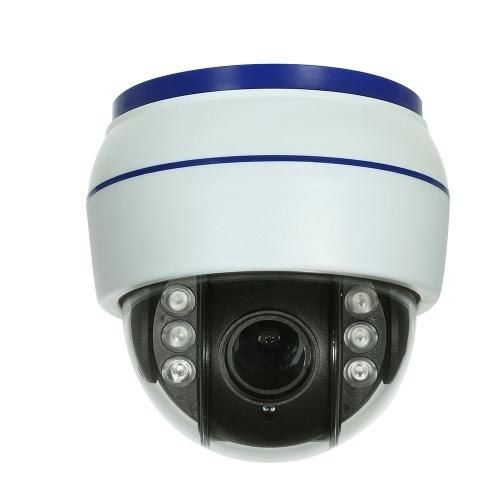 1080P AHD低速3インチドームPTZカメラ