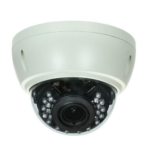 AIR-CUT Night Vision 24pcs Infrared Lamps HD IR Dome CCTV Analog Camera