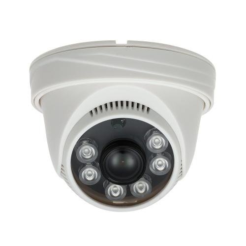 1080P AHDドームCCTVカメラ2.0MP 1.8ミリメートルナイトビジョンIRカット
