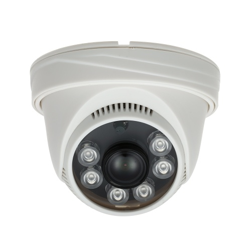 Cámara CCTV 1080P AHD Cámara domo 2.0MP 1.8mm Visión nocturna IR-CUT