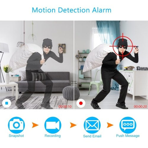 2.0MP 1080P Analog Camera Security Camera Surveillance System Intelligent Motion Detection and Alerts System NTSC System
