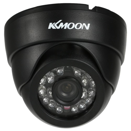 KKmoon HD 1200TVL Surveillance Camera Security CCTV Indoor Night Vision,free shipping $12 (Code:WZS7