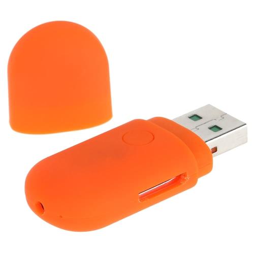 1280 * 960 Mini-U-Scheibe-DV Video TF Card Slot PC Portable Mini USB Digitalkamera aufnehmen Bewegungserkennung 30fps