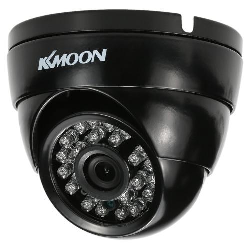 KKmoon 1080P 2.0MP AHD Dome Überwachungskamera 3.6mm 1/3 '' CMOS 24 IR-Lampen-Nachtsicht IR-CUT Wasserdichte Indoor Outdoor CCTV-PAL-System