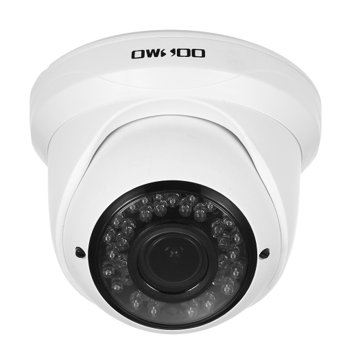OWSOO 1080P AHDドームCCTVアナログカメラ2.7-13.5mmオートフォーカスレンズ