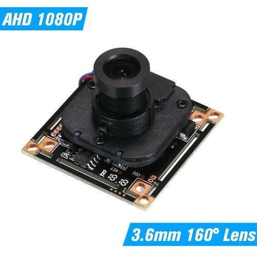 CCTV AHD Kamera Modul 3,6 mm 1080 P AHD 200 MegaPixel DIY Platine Unterstützung XVI Für MiNi AHD Kamera PAL System