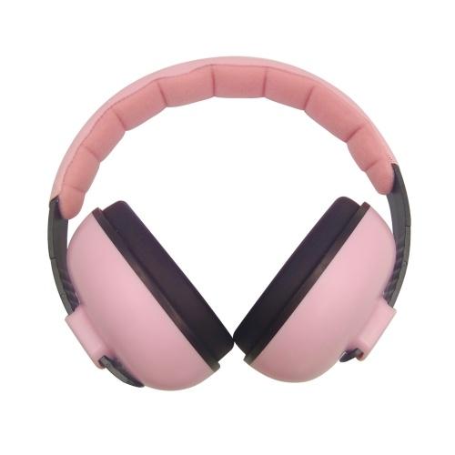 Earmuffs macios do protetor da audição do bebê para a redução de ruído infantil das crianças