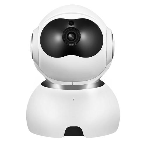 Smart HD Camera 2MP 1080P Telecamera di sorveglianza IP WiFi IP con rilevazione notturna di rilevamento del movimento