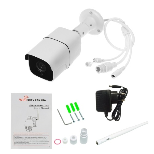 1080P Wireless WIFI HD IP Camera