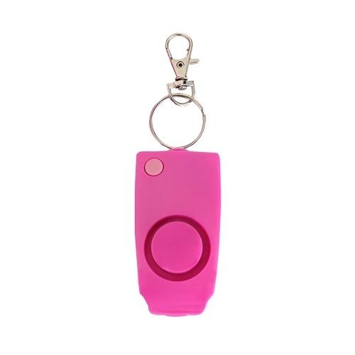 Corrente chave do alarme pessoal seguro da segurança da autodefesa da emergência do alarme 110dB