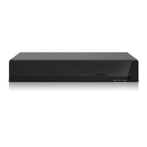 16CH 1080P Híbrido de alta definición completo AHD / ONVIF IP / Analógico / TVI / CVI / DVR CCTV Grabador de video digital DVR P2P Monitoreo remoto del teléfono para la oficina en el hogar Kit de sistema de vigilancia de seguridad Cámara (NO HDD) Enchufe del Reino Unido