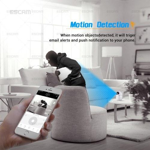 ESCAM 1080P WiFi IP Camera