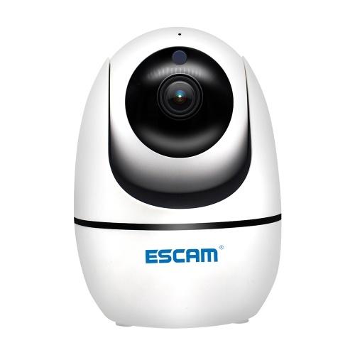 ESCAM HD 2.0MP 1080P kabellose Wifi PTZ IP-Überwachungskamera mit Schwenk- und Neigefunktion