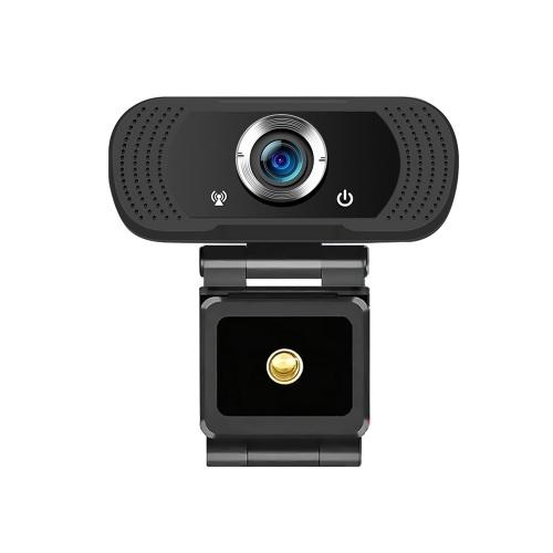 Full HD 1080P Wide Angle USB Webcam