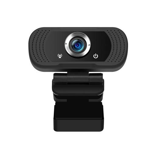Webcam USB grandangolare Full HD 1080P