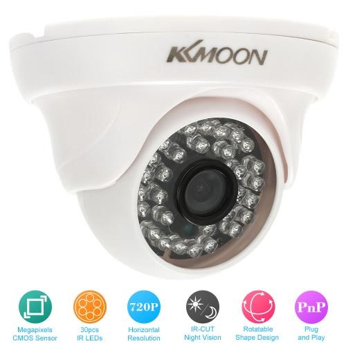 PAL-Überwachungssystem für KKmoon HD 720p Security CCTV-Kamera IR-CUT Night Vision-Startseite