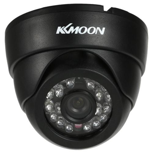 KKmoon HD 1200TVL Surveillance Camera Security CCTV Indoor Night Vision