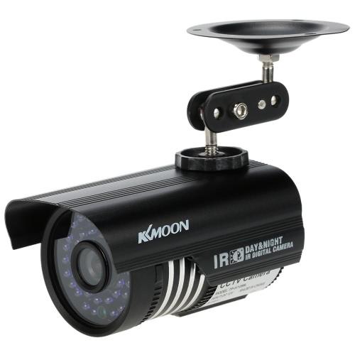 KKmoon® 1200TVL Überwachung Sicherheit Outdoor analoge CCTV-Kamera IR-CUT