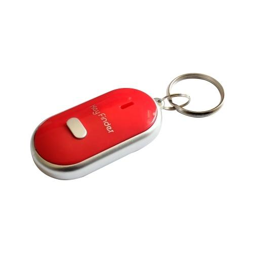 Mini LED Light Anti-verlorene Pfeife Key Finder