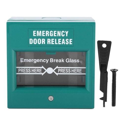 Fire Alarm Swtich Break Glass Exit Release Switch