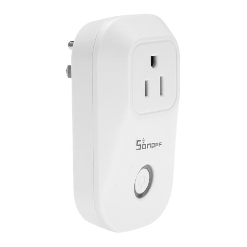 SONOFF S20 Wifi Wireless-Fernbedienung Steckdose EU-Stecker
