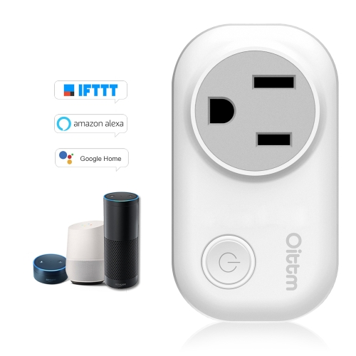 Wireless Smart Plug for Google Home for Amazon Alexa IFTTT