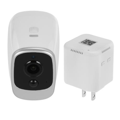 Câmera HD 1080P sem arame para Arlo com função de campainha