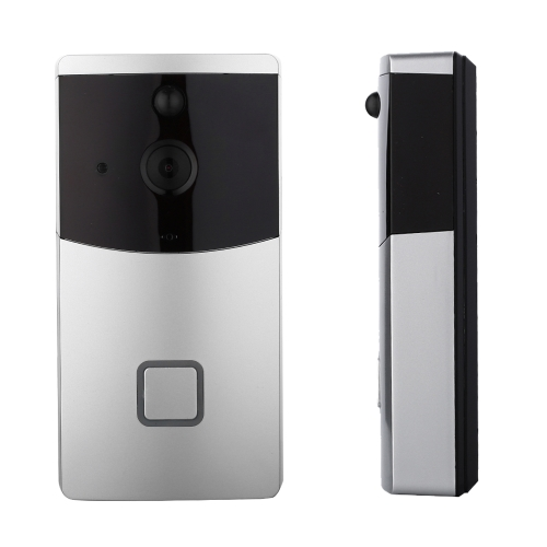 $9.96 OFF Waterproof Wireless WIFI Smart Home Video Doorbell,free shipping $40.55(Code:MS1838)