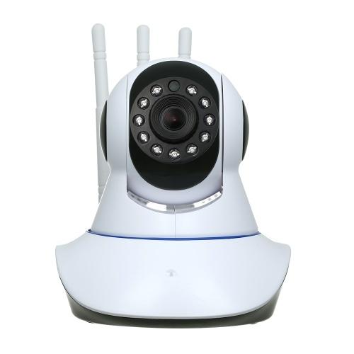HD 720P 1.0 Megapixels V380 Support Caméra IP de stockage en nuage