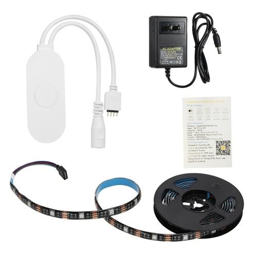 WIFI PC/TV Backlight Kit 2M 6.56ft RGB Light Strip LED Strip Lights