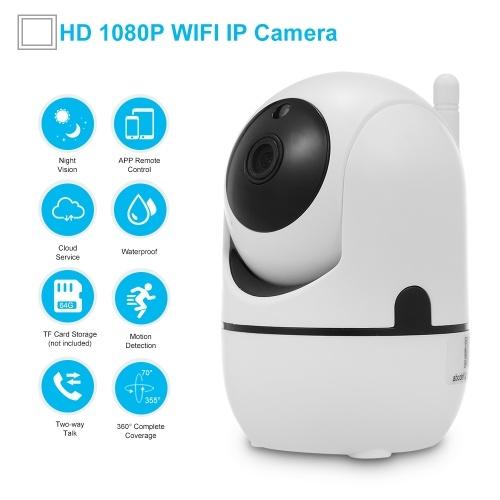 Домашняя безопасность 1080P WiFi камера Беспроводная IP-камера Baby Monitor