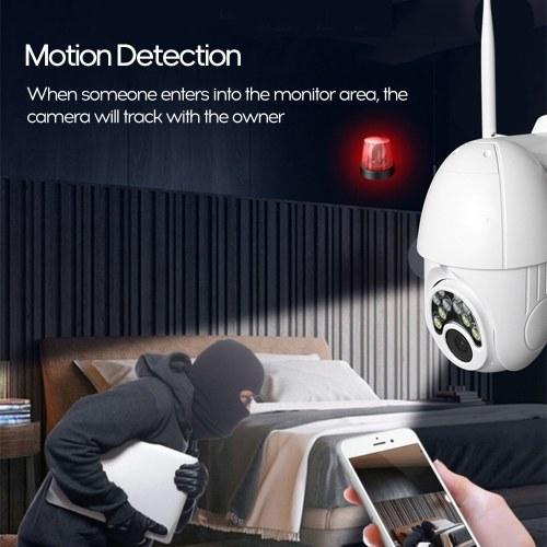 Ip-камера 1080p Onvif Wi-Fi ИК-камера наружного видеонаблюдения NetCam IP-камера Camara Внешний TF-карта Аудио и ночного видения фото